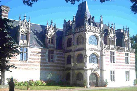 Chateau d'Etelan, Saint-Maurice-d'Etelan, France