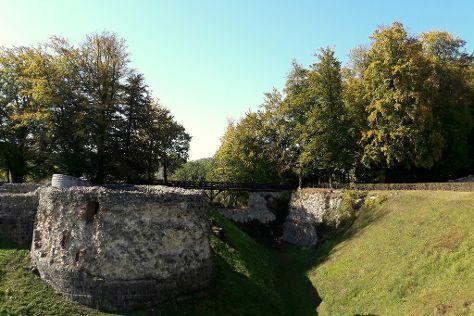 Chateau de Blainville-Crevon, Blainville-Crevon, France
