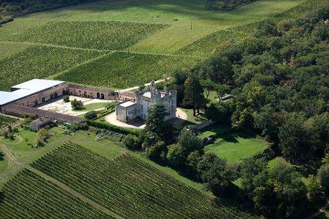 Chateau de Camarsac, Camarsac, France