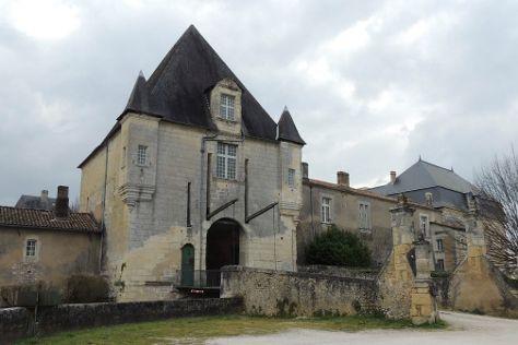 Chateau de Chalais, Chalais, France