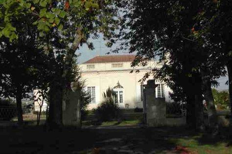 Chateau Les Chaumes, Fours, France
