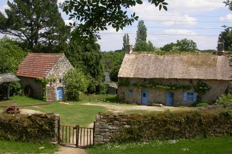 Ecomusee de Saint Degan, Brech, France
