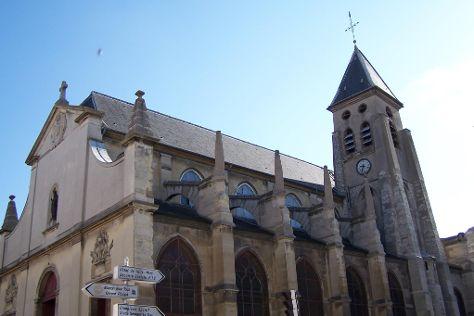 Eglise Saint-Germain-l'Auxerrois, Fontenay-sous-Bois, France