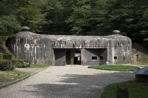Fort De Schoenenbourg, Hunspach, France