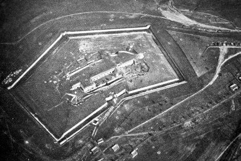 Fort Douaumont, Douaumont, France