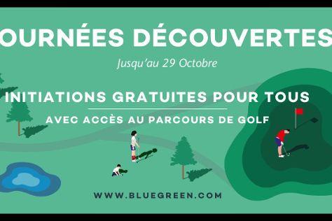 Golf Blue Green Marolles en Brie, Marolles-en-Brie, France