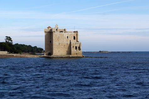 Lérins Islands, Cannes, France