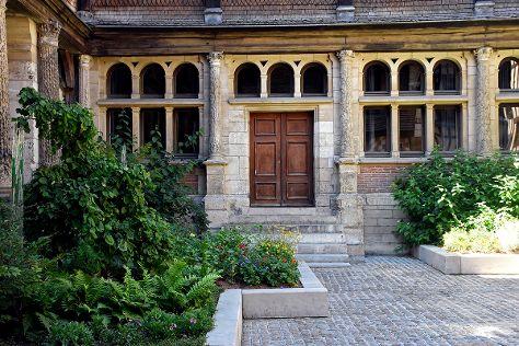 Maison de l'Outil et de la Pensee Ouvriere, Troyes, France