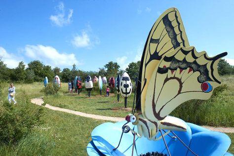 Micropolis la cite des insectes, Saint-Leons, France