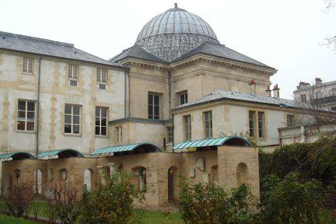 Musee d'Art et d'Histoire de Saint-Denis, Saint-Denis, France