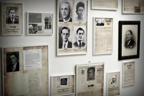Musee de la Resistance et de la Deportation, Tergnier, France