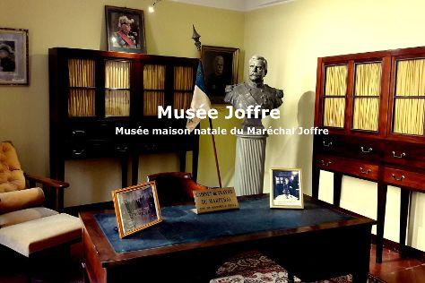 Musee du Marechal Joffre, Rivesaltes, France