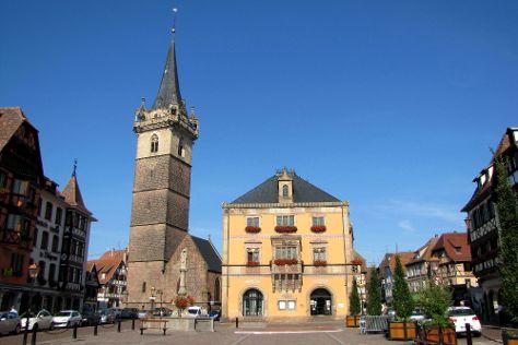 Parcours Historique d'Obernai, Obernai, France