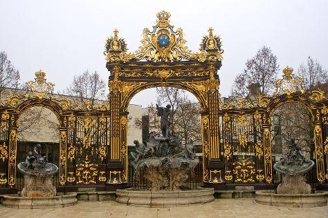 Place Stanislas, Nancy, France