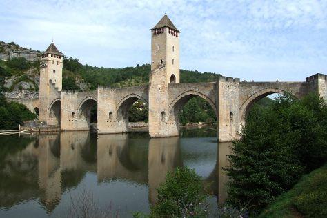 Pont Valentre, Cahors, France