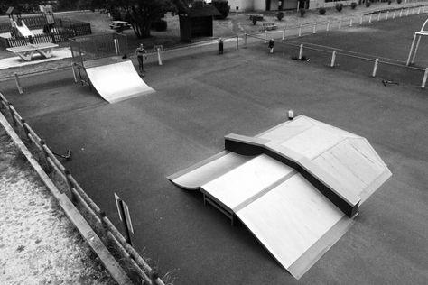 Skatepark Carsac, Carsac-Aillac, France