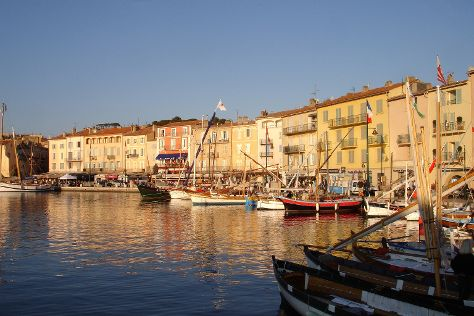 St. Tropez Harbor, Saint-Tropez, France