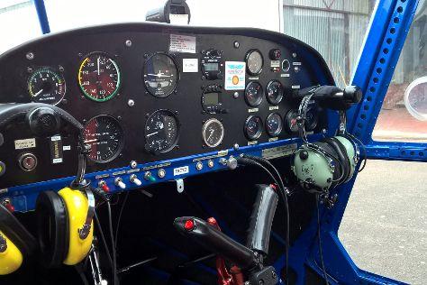 Ecole Pilotage TOUS en VOL : Piloter un ULM / Avion Léger, Macon, France