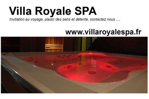 Villa Royale Spa, Henonville, France
