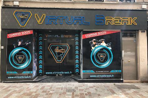 Virtual Break, Melun, France