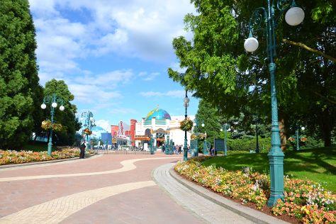 Walt Disney Studios Park, Marne-la-Vallee, France