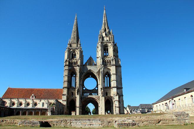 Abbaye Saint-Jean-des-Vignes, Soissons, France