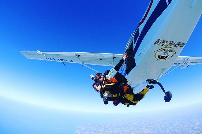 Abeille Parachutisme, Le Havre, France