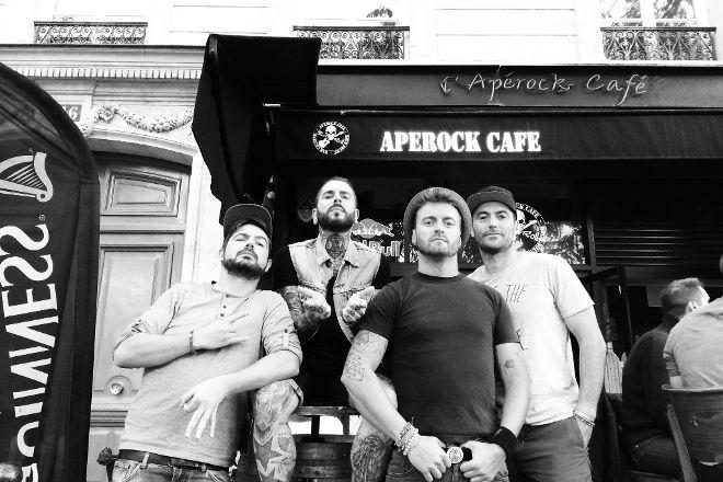 Aperock Cafe, Paris, France