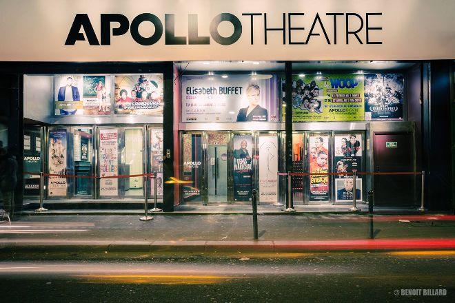 Apollo Theatre, Paris, France