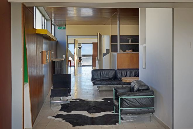 Appartement-Atelier de Le Corbusier, Paris, France