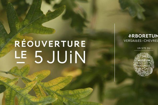 Arboretum de Versailles-Chevreloup, Rocquencourt, France