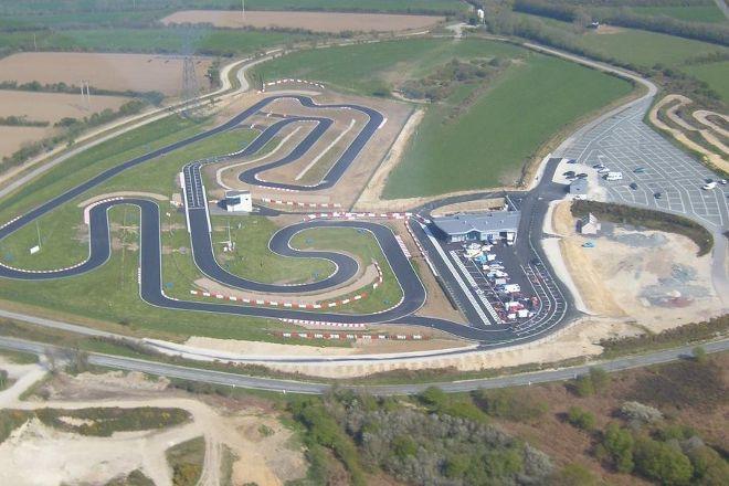 AS Karting Circuit de la Hague, Greville-Hague, France
