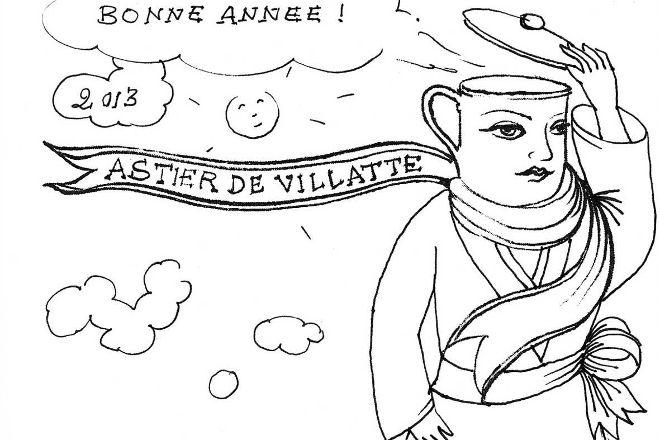 Astier de Villatte, Paris, France