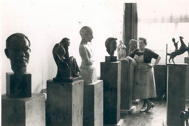 Ateliers-musee Chana Orloff, Paris, France