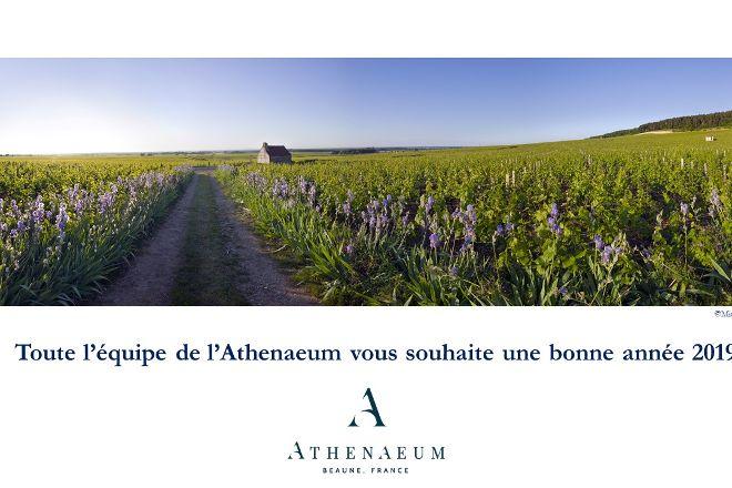 Athenaeum, Beaune, France