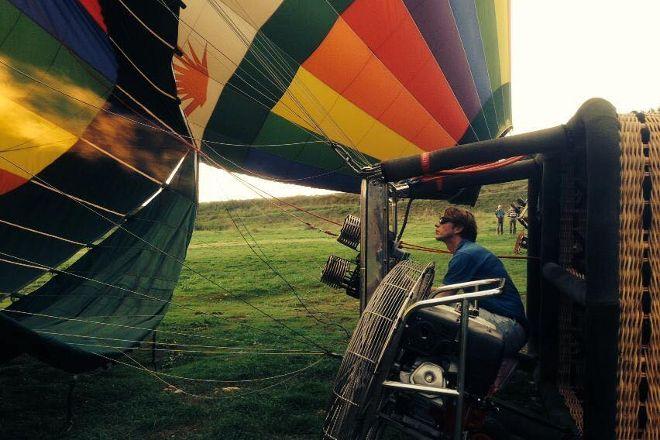 Balloon Revolution, Amboise, France