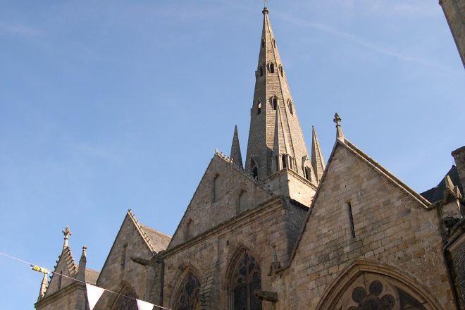 Basilique Notre-Dame de Bonsecours, Bonsecours, France