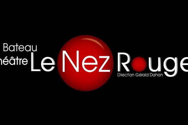 Bateau Theatre - Le Nez Rouge, Paris, France