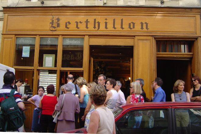 Berthillon, Paris, France
