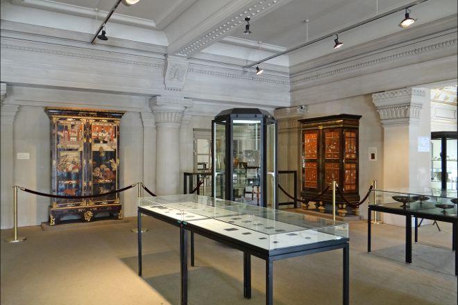 Bibliotheque Nationale de France - Departement des Monnaies, medailles et antiques, Paris, France
