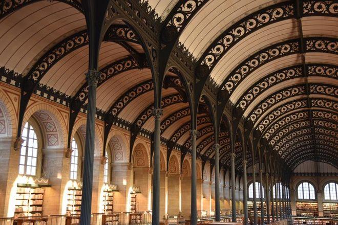 Sainte-Geneviève Library, Paris, France