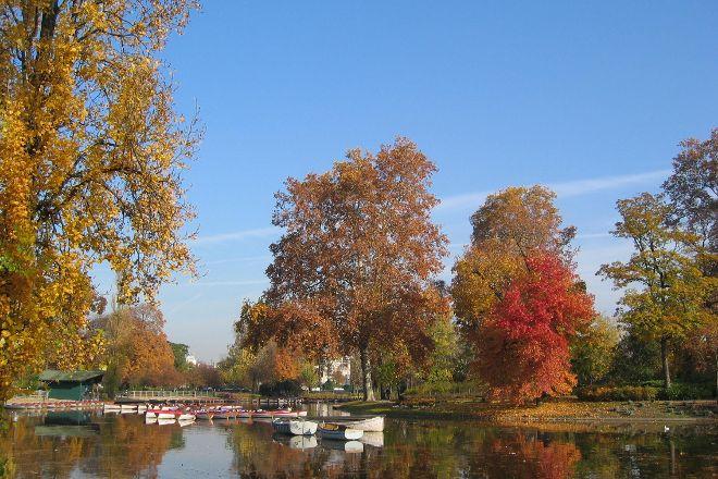Bois de Vincennes, Paris, France
