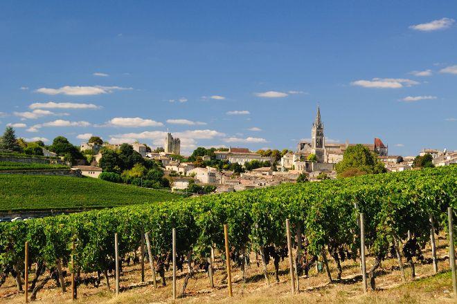 Bordeaux Wine Trails, Bordeaux, France