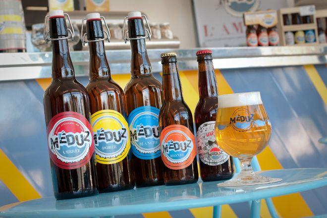 Brasserie Artisanale Meduz, Uzes, France