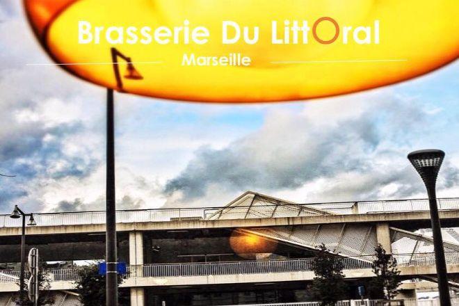 Brasserie du Littoral, Marseille, France