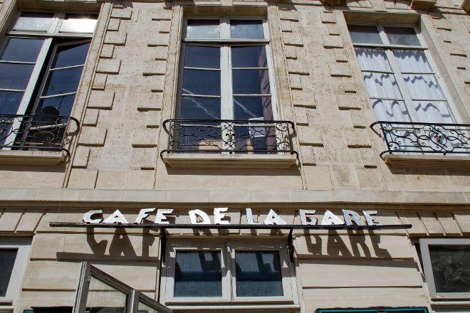 Cafe de la Gare, Paris, France