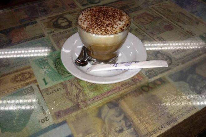 Cafe Sainte Marie, Lourdes, France