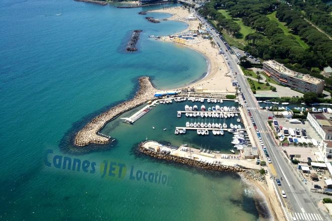 Cannes Jet Location, Cannes, France