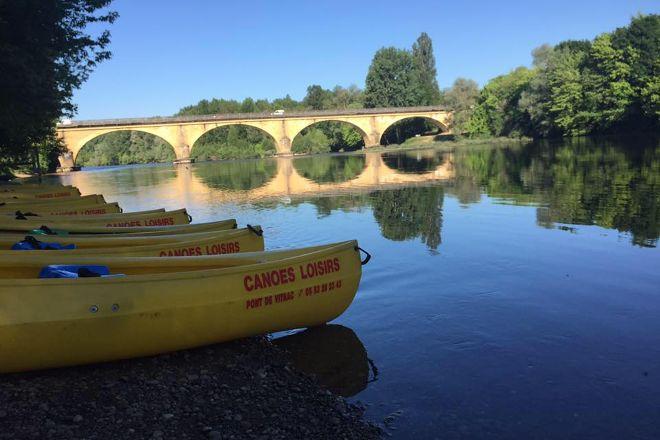 Canoes Loisirs, Vitrac, France