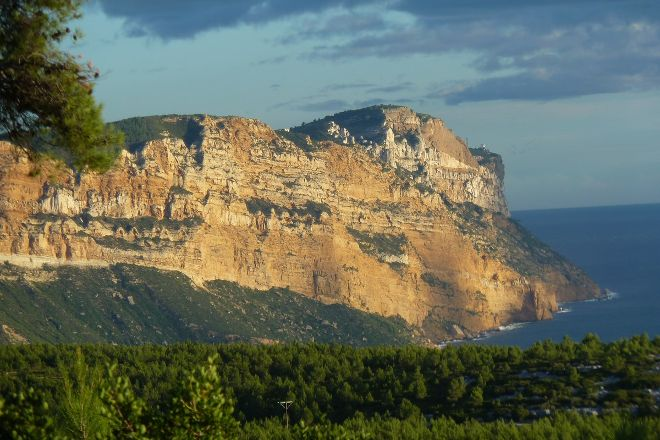 Cape Canaille, Cassis, France
